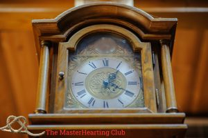 photo of grandfather clock, the analogy and subject of this blog